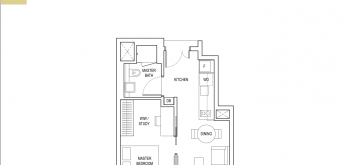 amber-park-condo-floor-plan-1-bedroom-plus-ensuite-study-type-a3-singapore