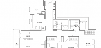 amber-park-condo-floor-plan-3-bedroom-type-c2a-singapore