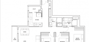 amber-park-condo-floor-plan-3-bedroom-type-c2b-singapore